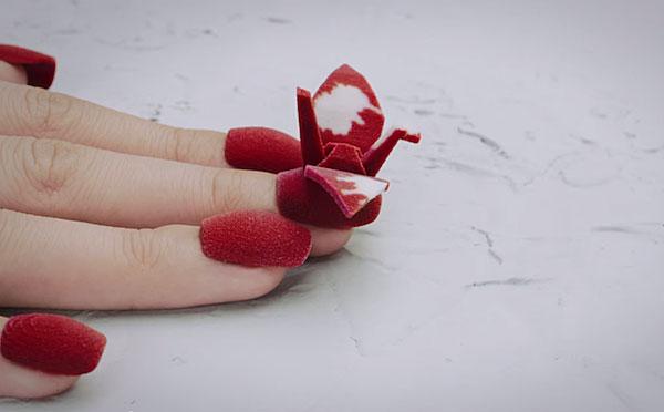 Transforming, el proyecto de animación 3D que da vida al nail art
