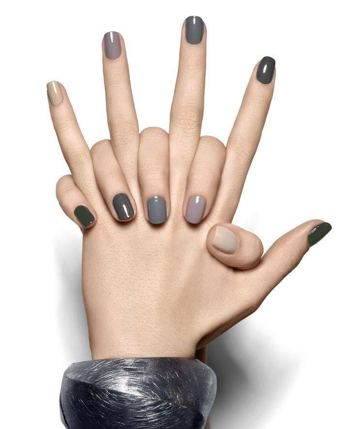 Guía de cuidado, colores y tutoriales para tus uñas en Otoño – Viste ...