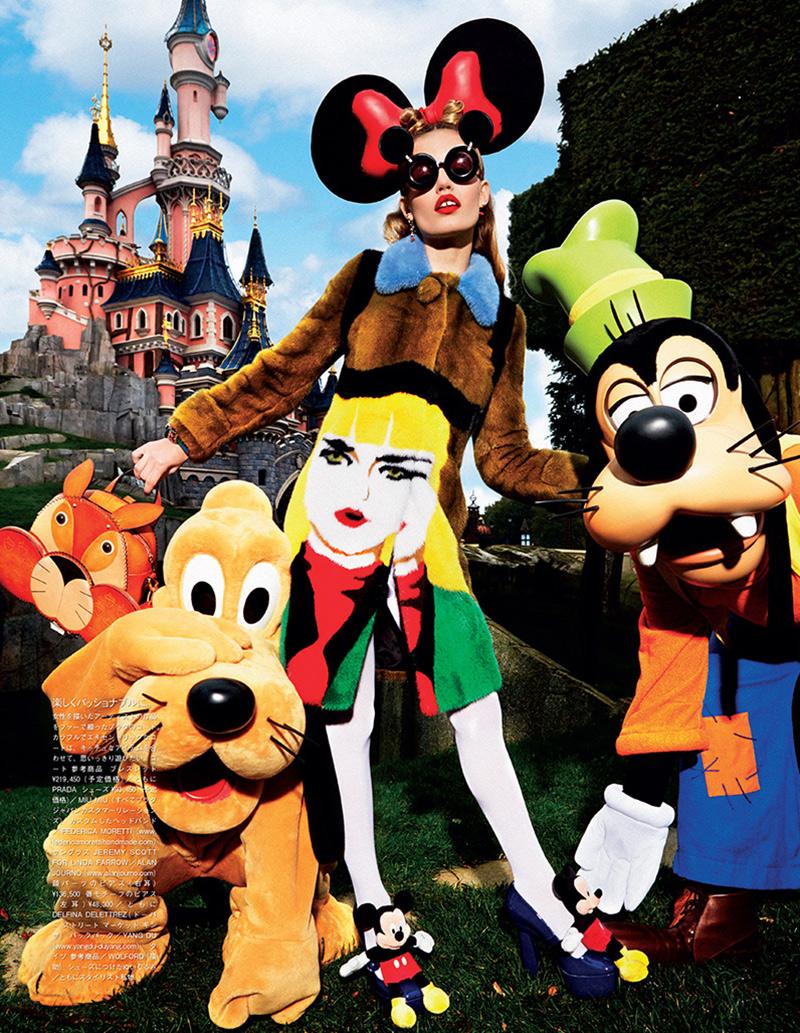 Un viaje a Disney World con la moda, 2014