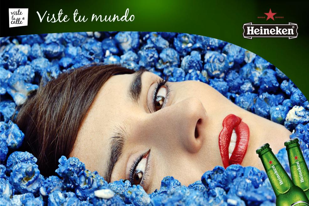 #HeinekenLife: La cantante francesa, Yelle, regresa a Chile este mes de abril