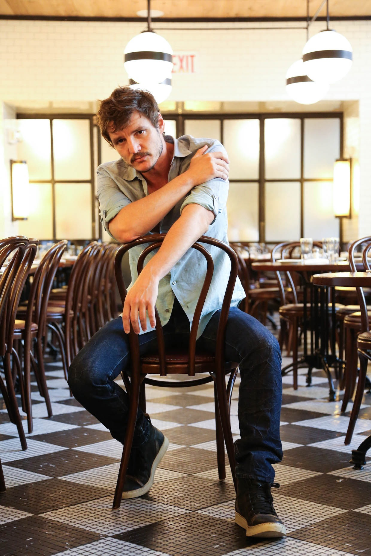 Pedro Pascal, el actor chileno que se toma Hollywood