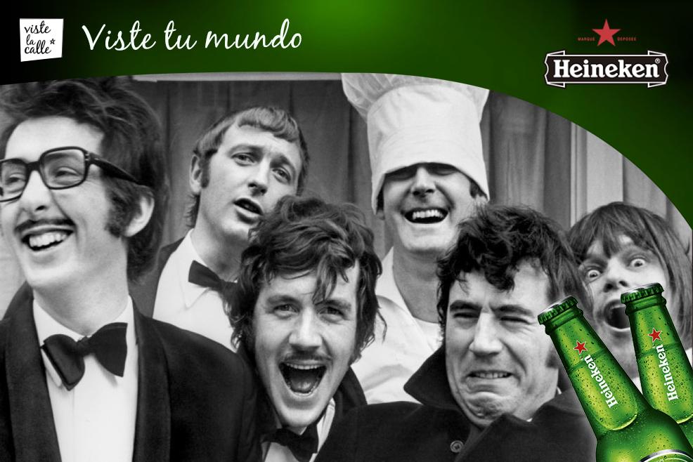 40 años de humor de Monty Python en el Festival de Cine Tribeca