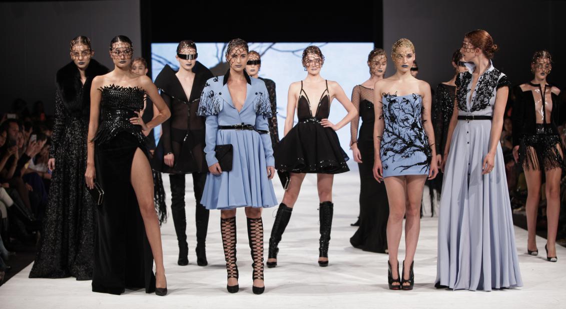 Lo nuevo del diseño nacional presentado en Santiago Fashion Week 2015