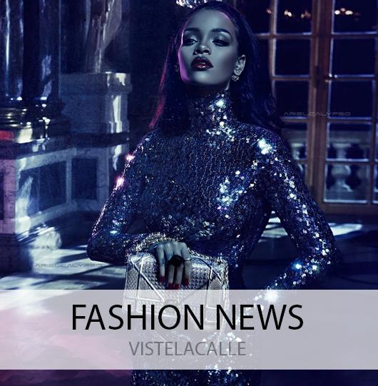 Fashion News: La campaña de Rihanna para Dior + teaser, Persa del Arte y Ciclos Musik en galería Patricia Ready