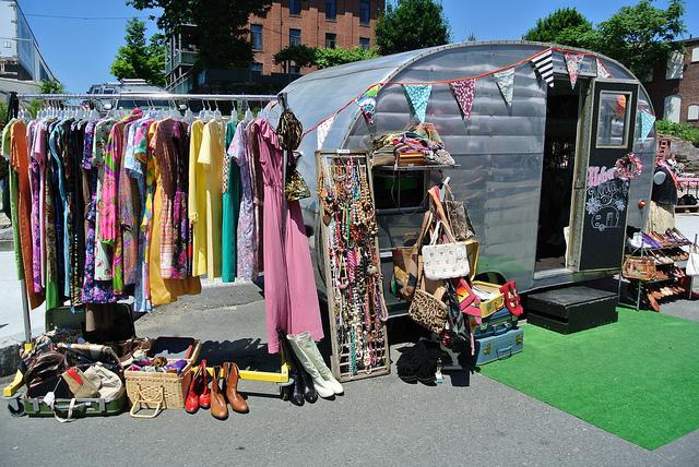#VLCNewYork: Fashion trucks, casas rodantes cargadas de moda y accesorios