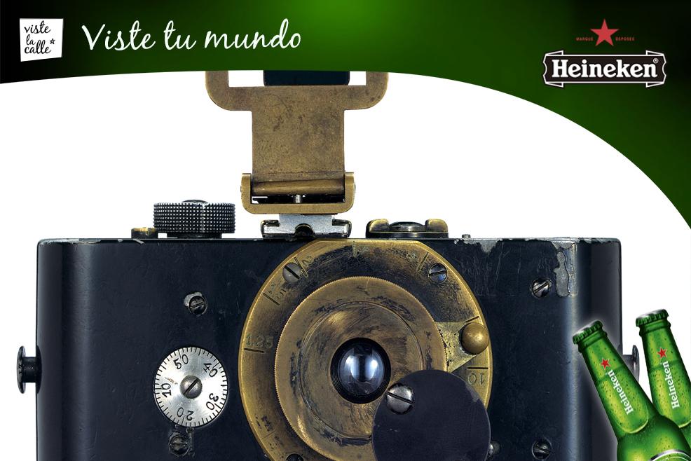 #HeinekenLife: 100 años de fotografía estilo Leica en una exhibición de Frankfurt