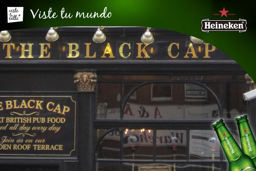 #HeinekenLife: Adiós a The Black Cap, el tradicional bar gay londinense