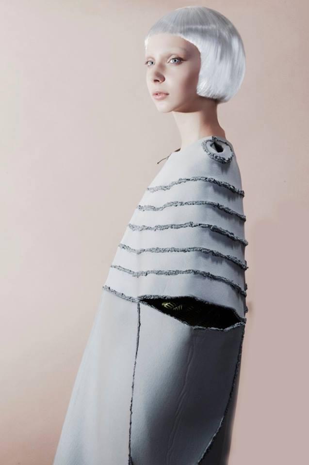 Entrevista a la diseñadora húngara, Zita Merenyi y su línea de ropa Provo-CUT