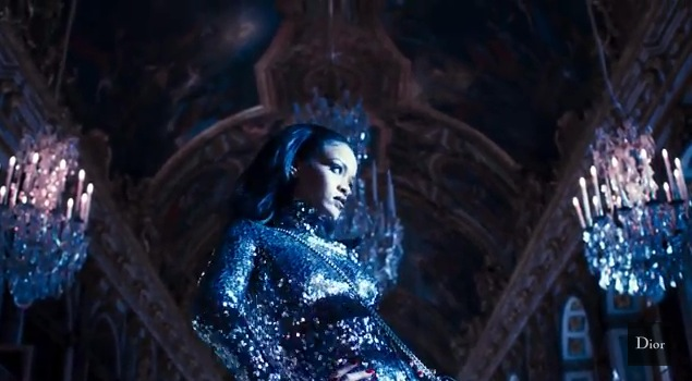 VLC ♥ Rihanna para Secret Garden IV de Christian Dior