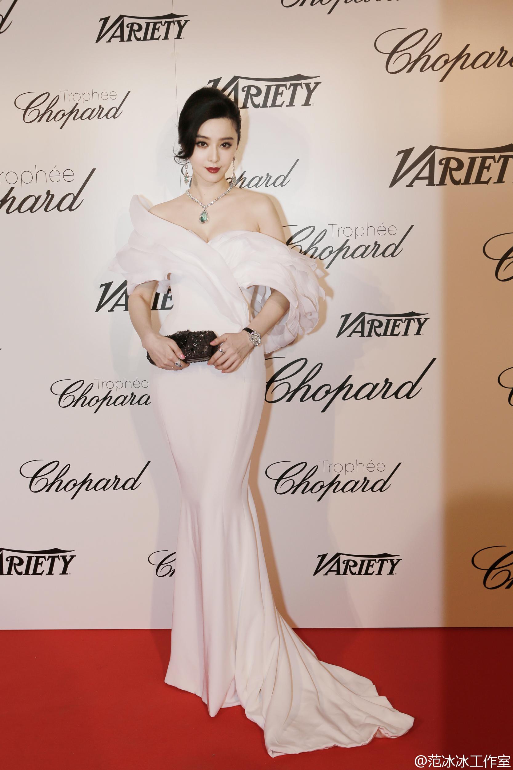 Los trajes del Festival de Cannes 2015, Parte II