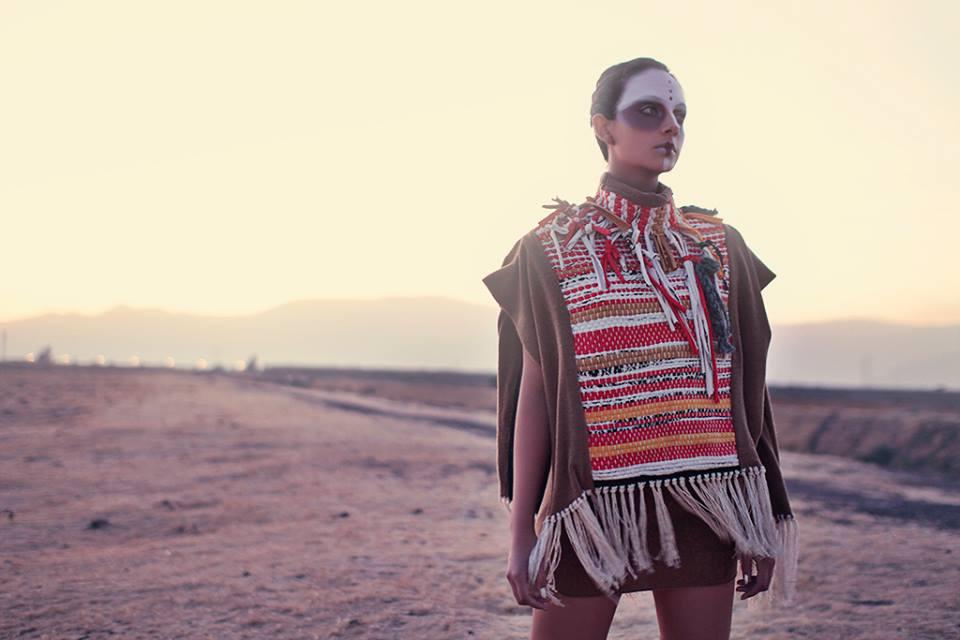 """Entrevista a Telare, ropa reciclada y tejida en telar mapuche: """"La identidad del diseño latinoamericano está escondido en nuestras tierras"""""""