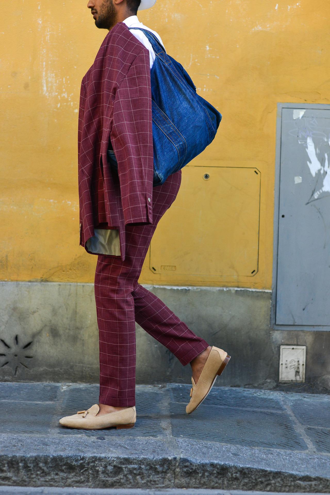 Thousand Yard Style, el blog que registra el street style masculino del momento