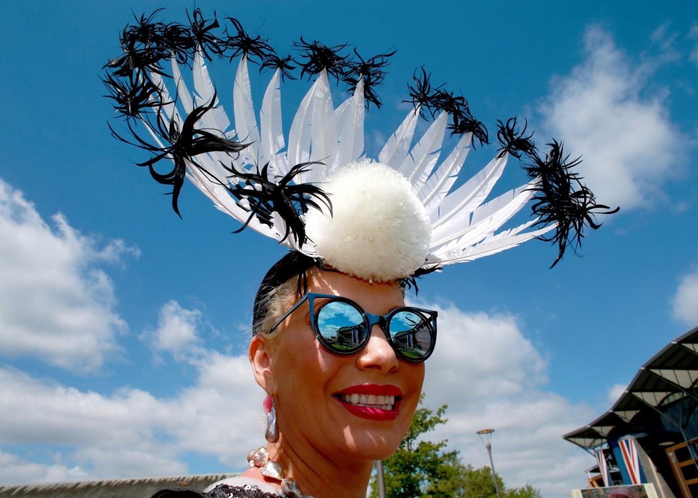 Royal Ascot Week y su desfile de tocados