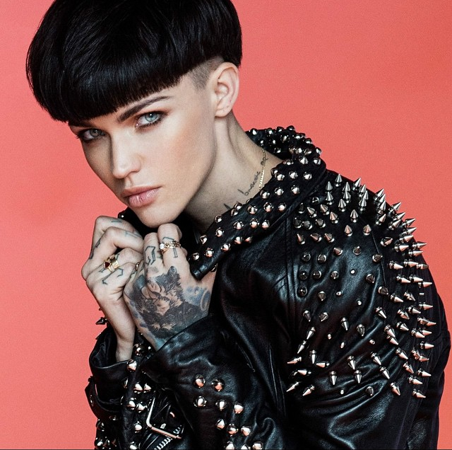 Ruby Rose, la nueva adición de Orange is the New Black de la que todos están hablando