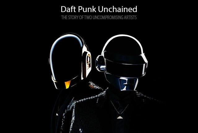 """""""Daft Punk Unchained"""", el documental que mostrará a los músicos tras los cascos"""