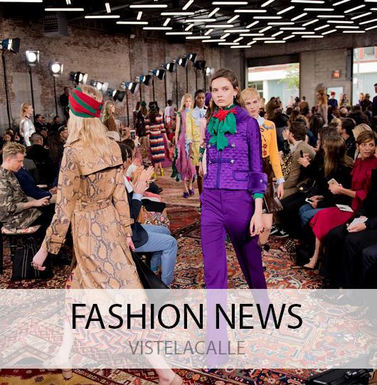 Fashion News: Las colecciones crucero 2016 salen a la calle, nueva tienda online Bloody Mary y Expo Venta ANTIMODA