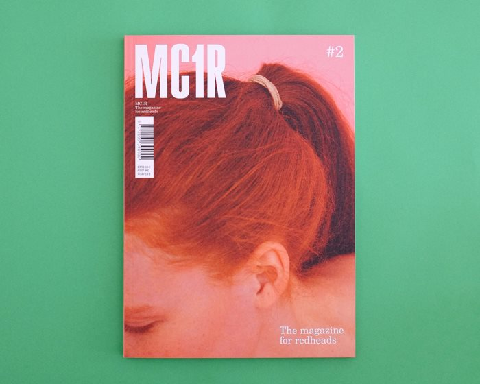 MC1R, la primera revista solo para pelirrojos