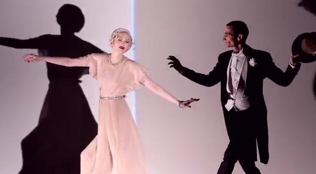 VLC ♥ Night and Day, una oda a los años '30 por Steven Meisel