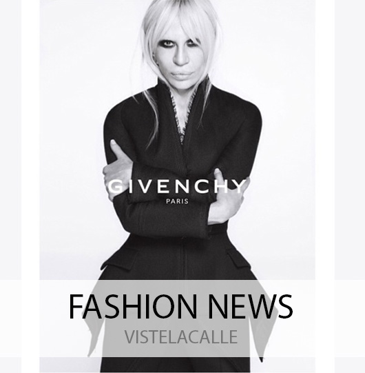 Fashion News: Donatella Versace para Givenchy, primer documental sobre Jeremy Scott y nueva tienda Hanspohl en Providencia