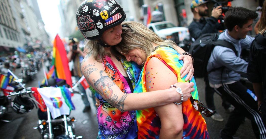 Lo mejor del Pride Parade 2015 en Nueva York
