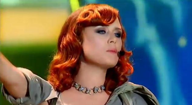 VLC ♥ Vivienne Westwood+Roisin Murphy en Fashion Rocks, 2005