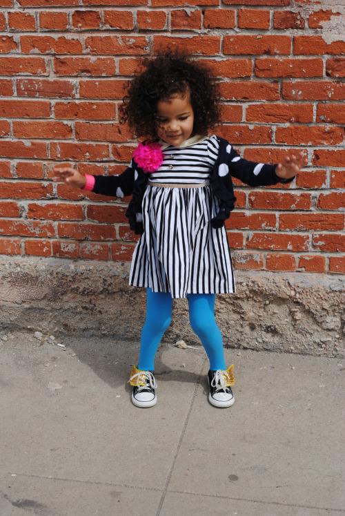 VLC Kids: Street style e inspiración para vestir a los más pequeños