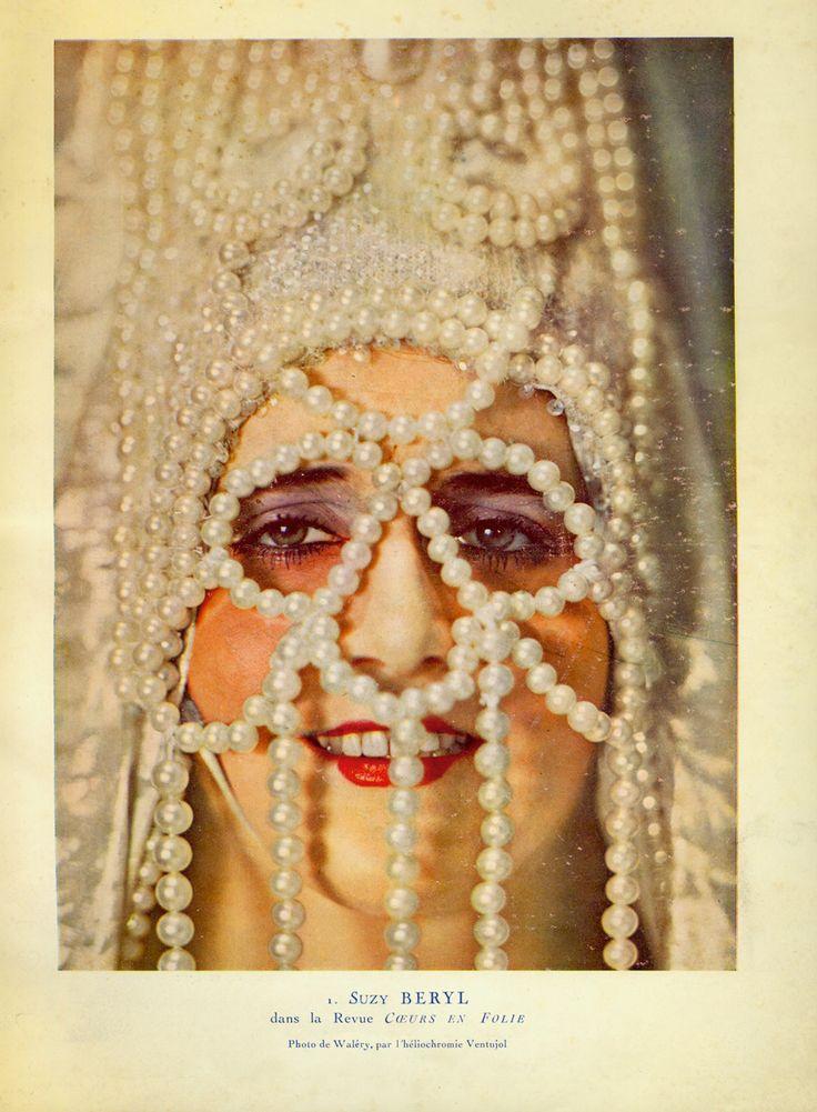 Flashback: El vestuario de Folies-Bergère en su época de oro