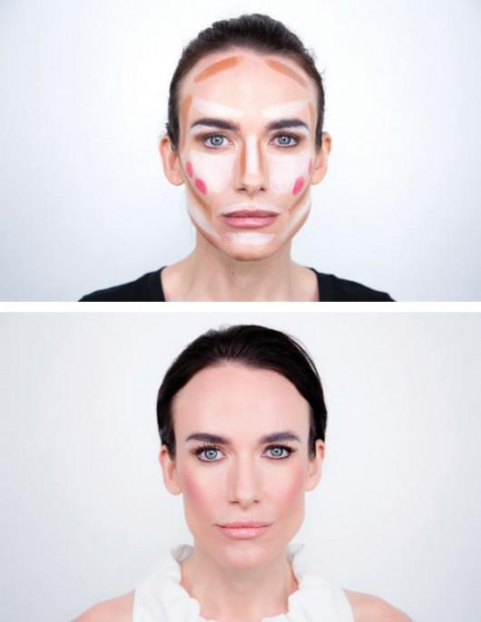 Como aplicar el mejor contouring según los rasgos del rostro