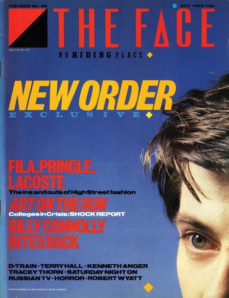 Neville Brody, una leyenda de la tipografía y diseño gráfico