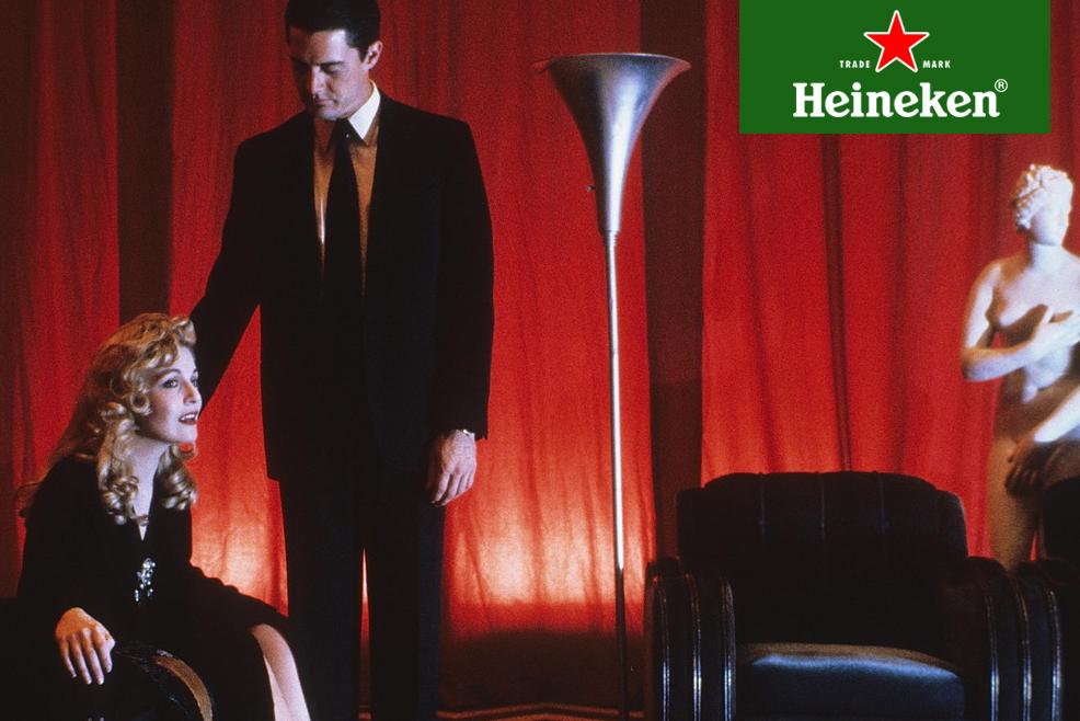 """El esperado regreso de la serie """"Twin Peaks"""" #HeinekenLife"""