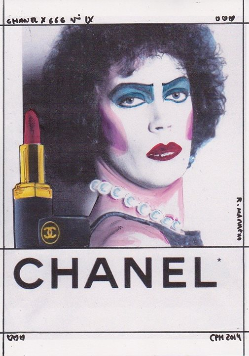Las ilustraciones de Roberta Marrero: Iconos de culto, arte y publicidad alternativa