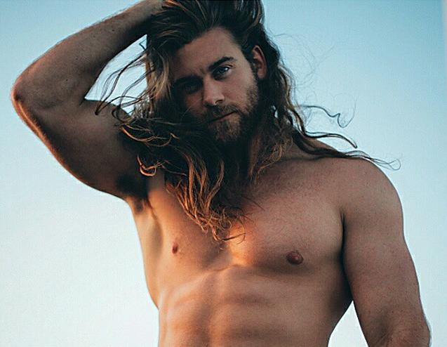 Brock O'Hurn, la nueva figura masculina que revoluciona Instagram