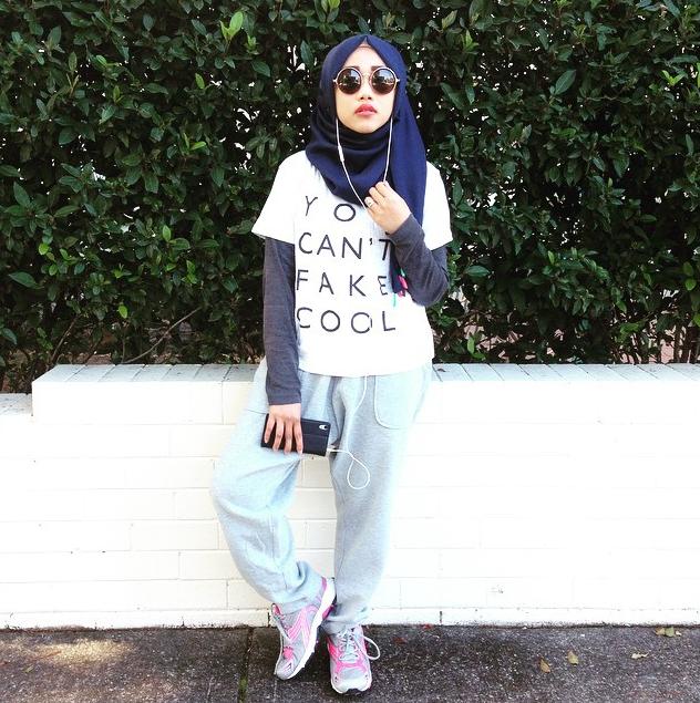 Wiwid Howan, la blogger musulmana que no permite que su pañuelo sea una limitación para su estilo