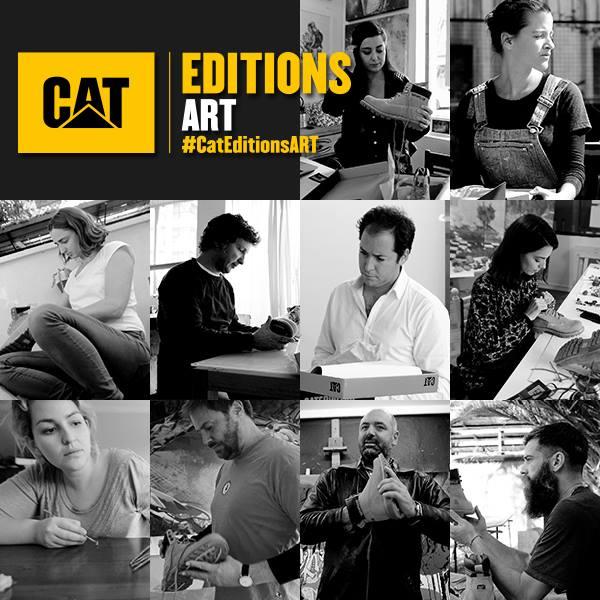 Les contamos sobre la exposición #CatEditionsArt en Parque Arauco