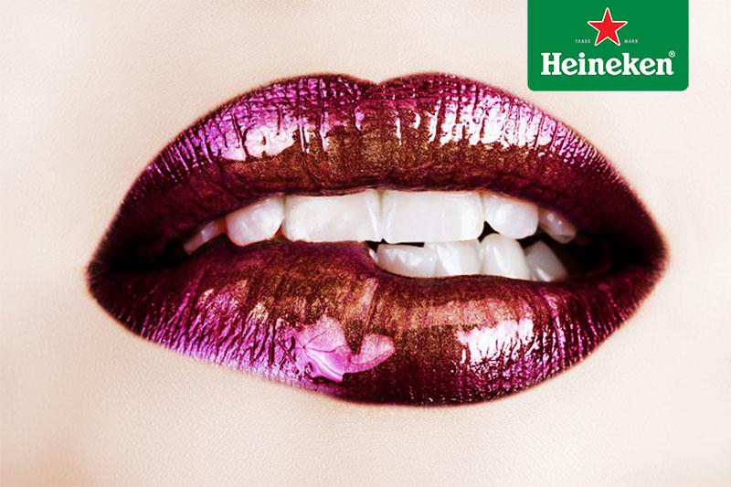 Los 100 años del lápiz labial #HeinekenLife