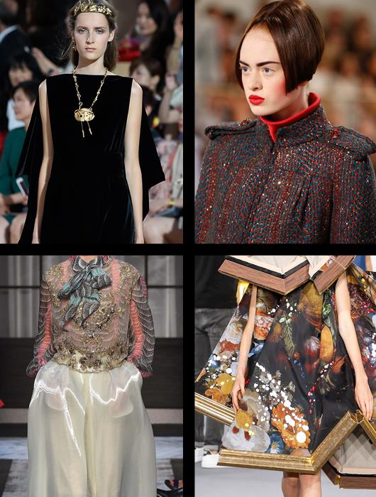 Paris Haute Couture FW 2015: Lo mejor de las pasarelas de alta costura para la temporada Otoño/Invierno