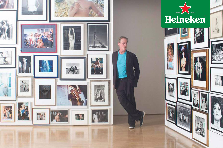 Patrick McMullan: El fotógrafo favorito de los famosos expone su colección de arte #HeinekenLife