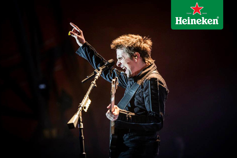 Les contamos todo lo que ha pasado en Roskilde Festival 2015 gracias a #HeinekenLife