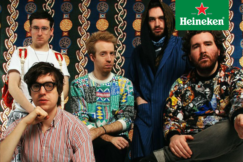 Un poco sobre la música y estilo de Hot Chip antes de llegar a SonarSound Santiago #HeinekenLife