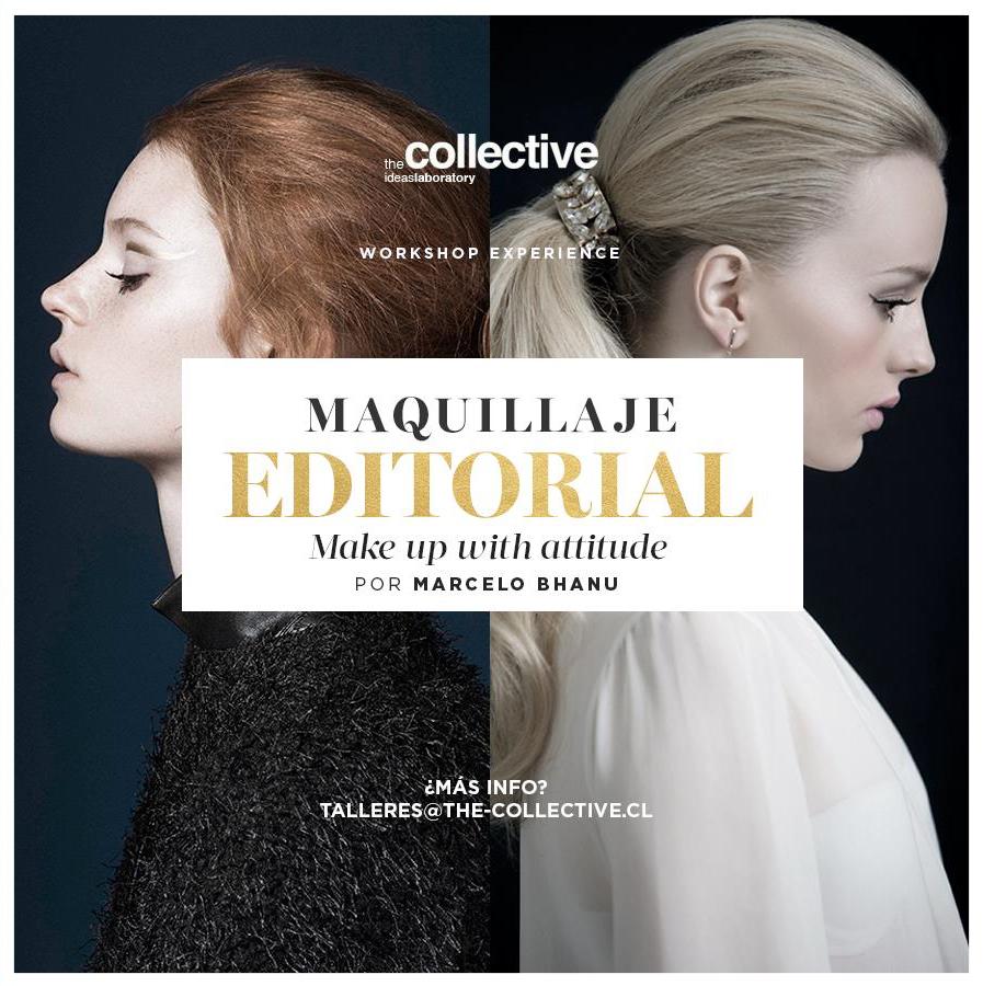 Talleres de moda y desarollo de marcas en The Collective
