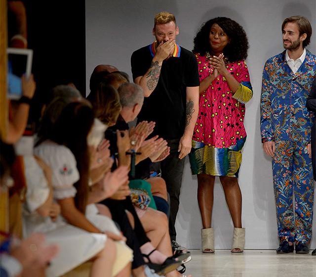 L72, Giannico y Lolita Lorenzo son los ganadores de Who is on Next? 2015 de Vogue Italia