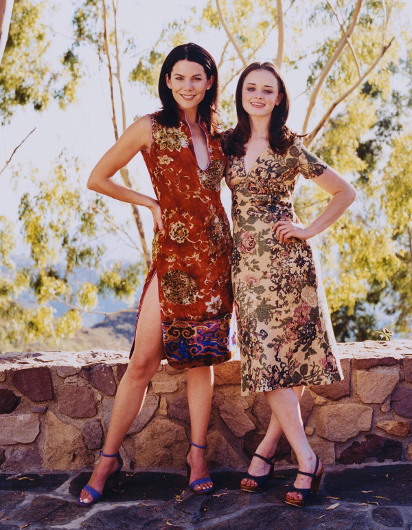 Flashback: ¿Se acuerdan de la serie Gilmore Girls?