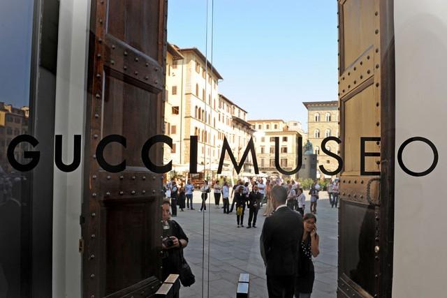 Desde Italia: Recorriendo los pasillos del Museo Gucci