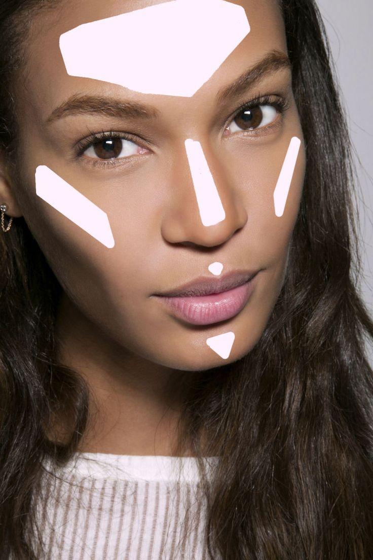 Bienvenido sea el Strobing, la técnica de maquillaje que destronó al Contouring