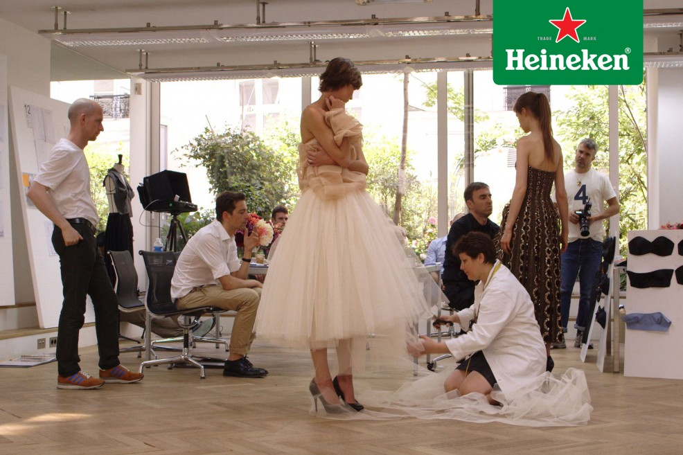 "Lo que aprendimos con el documental ""Dior and I"" #HeinekenLife"