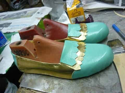 Taller de Diseño y confección de calzado