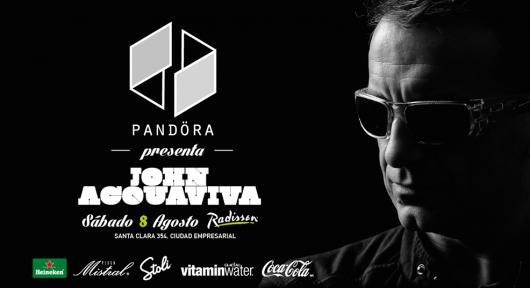 Concurso #HeinekenLife: ¡Gana entradas para la fiesta Pandora con John Acquaviva este sábado!