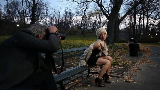Mark Reay, el fotógrafo de moda que retrató su vida como vagabundo para el documental Homme Less