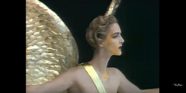 VLC ♥ Los desfiles de Thierry Mugler en los '80