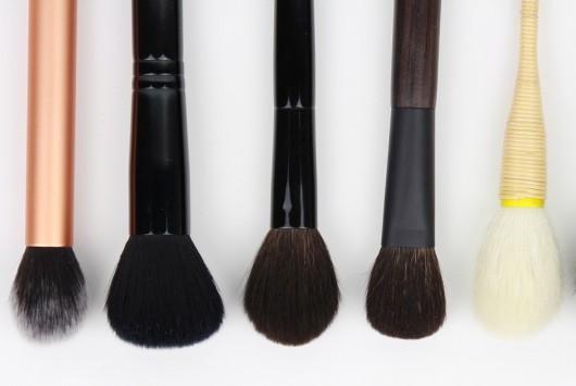 Guía de maquillaje: Cuáles son las brochas más comunes, cómo usarlas y cuidarlas